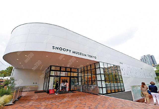 東京朝聖 Snoopy博物館